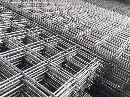 Reinforcing Concrete Mesh Is The Integral Concrete